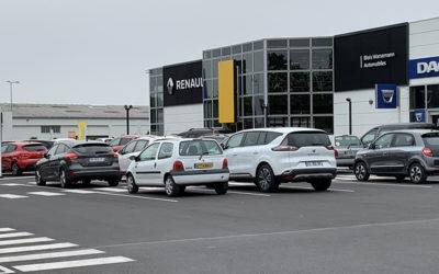 Travaux de Terrassement VRD à Blois (41)